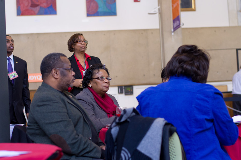 A Celebration of African American Faculty and Staff Accomplishments.