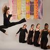 "Dance publicity shots for ""Alternative Dimensions: A Multi-Sensory Experience."""