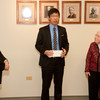 Francis Tyau and Eleanor Blackburn scholarships presentation ceremony.