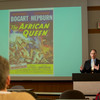 Dr. Kenneth Orosz's Emerging Scholar Presentation: The Dwarf, the Goetzen, and C. S. Forester's African Queen.