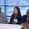 """Cross-Cultural Awareness - Embracing Buffalo State's International Community"" seminar at Burchfield-Penney Art Center."