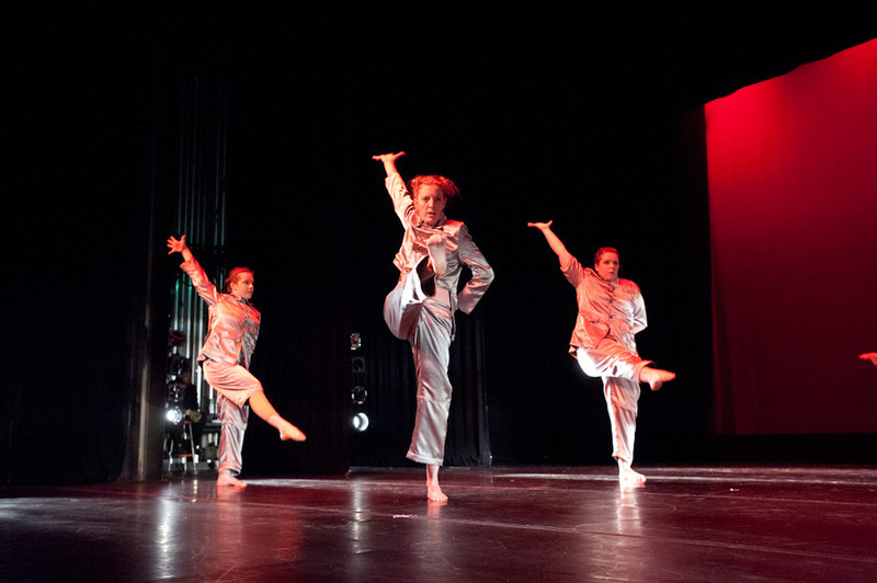 """Alternative Dimensions: A Multi-Sensory Experience"" Buffalo State student dance concert."