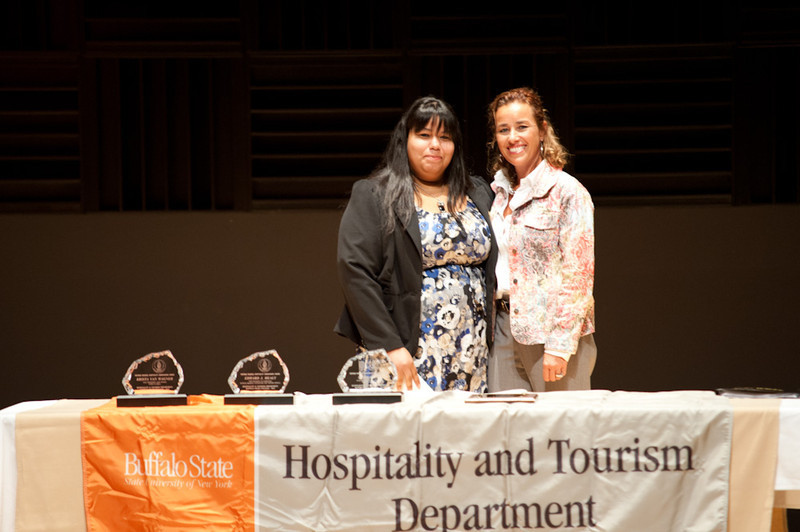 hospitality & tourism awards ceremony.