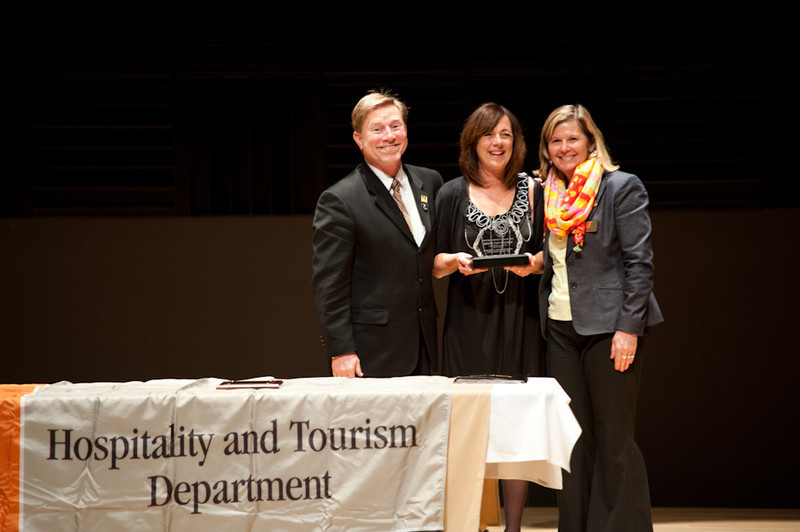 hospitality & tourism awards ceremony.