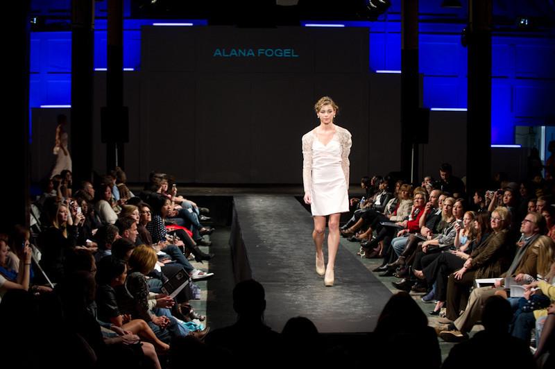 Buffalo State Fashion Technology Runway 5.0 fashion show at the Pierce Arrow Building.