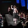Buffalo State Fashion Technology Runway 5.0 fashion show at the Pierce Arrow Building.