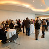 Research Foundation awards ceremony at Burchfield-Penney Art Center.