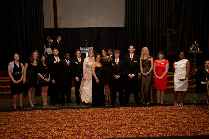 All College Honor's scholarship fundraising Gala.