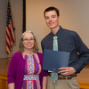 History Department awards ceremony at the Buffalo and Erie Historical Society.