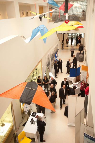 SUNY Showcase at Buffalo State's Burchfield-Penney Art Center.