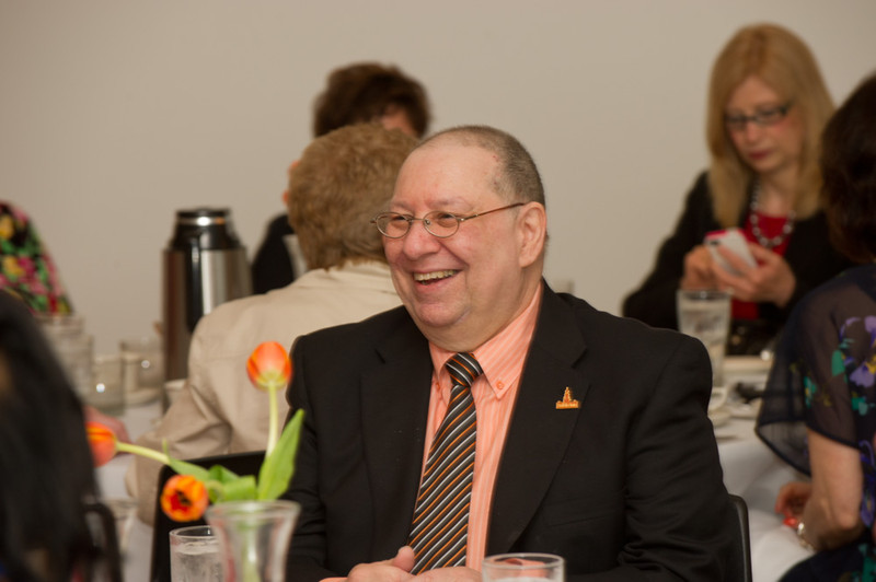 First annual retiree breakfast at Buffalo State.