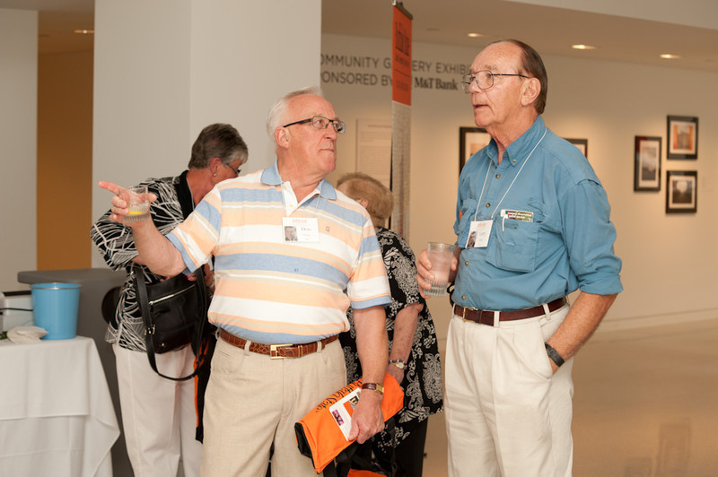 Alumni Reunion class of 1952 and 1962