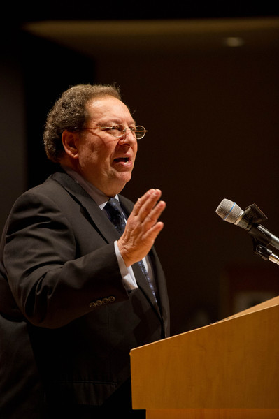 2012 State of the College Address by President Aaron Podolefsky at Buffalo State.