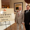 Peterson Society luncheon at the Buffalo Club.