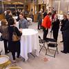 Sylvia Rosen Ceramics Room renaming ceremony in Upton Hall.