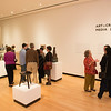 Art in Craft Media show at Burchfield-Penney Art Center at SUNY Buffalo State.