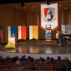 Celebration of Life ceremony for President Aaron Podolefsky.