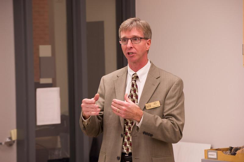 Math and science Master Teacher Program at SUNY Buffalo State.