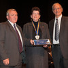 Faculty and staff President's Medal and Chancellor's Award ceremony at SUNY Buffalo State.