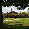 Fall campus scenics at SUNY Buffalo State.
