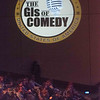 The GI's of Comedy performing at Rockwell Hall.
