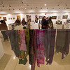 Student Art Sale in Czurles-Nelson Gallery at SUNY Buffalo State.