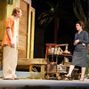 "Casting Hall Production of ""Night of the Iguana""."