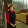 Environmental portrait of Mary Lou Rath.