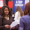 Career Development Center Job Fair at Buffalo State.