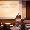 Emerging Scholars lecture by Professor James J. Sobol of Criminal Justice.