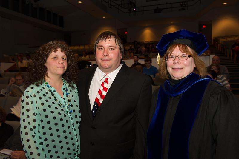 Honors Convocation at Buffalo State.