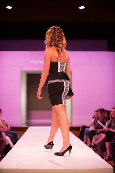Fashion Technology Runway 6.0 student fashion show at Buffalo State.
