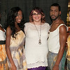 Runway 6.0 Fashion Show reception between shows.