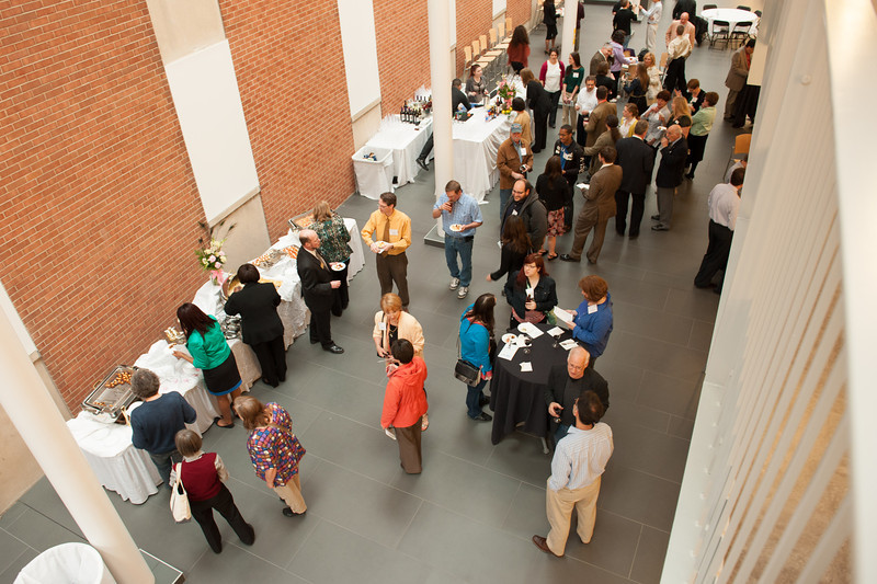 SUNY Research Foundation reception for Million Dollar Club and Undergrad Summer Research Fellowship winners.