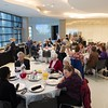 Second Annual Retirement Breakfast held at the Burchfield-Penney Art Center.