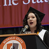 10am Undergraduate Commencement at Buffalo State.