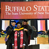 Graduate Commencement at Buffalo State.