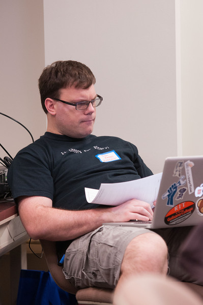 Computer Science for High School (hs4hs) Teachers' Workshop at Buffalo State