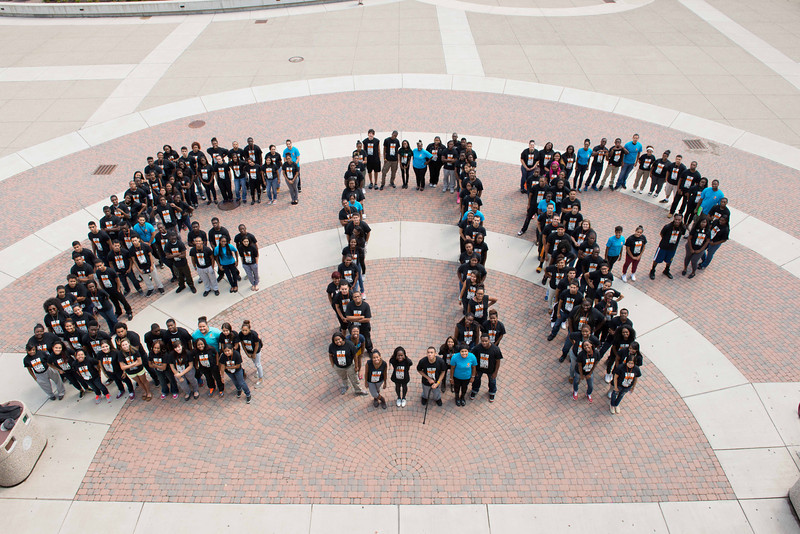 Educational Opportunity Program group photo.