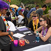 Buffalo State Career Development Center Job Fair Luau.