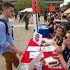 Buffalo State Career Development Center Job Fair Luau.