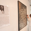 """Anne Frank Project Exhibition: """"Ongoing Stories: Works by Jeanette Shropshire"""""""