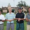 Golf and tennis scholarship fund raiser for SUNY Buffalo State.