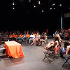 Day one of the Anne Frank Project at SUNY Buffalo State.