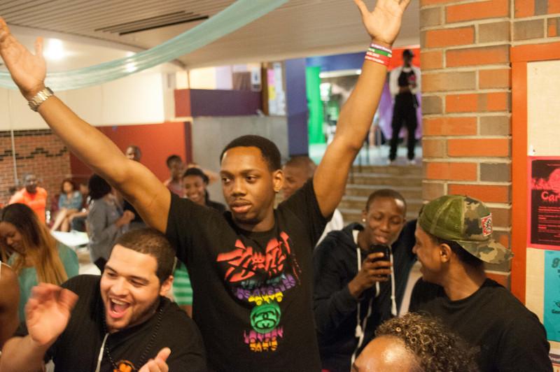 Student Life Union Bash