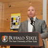 Lombardo Awards presentations and show opening at SUNY Buffalo State.