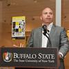Lombardo Awards presentations and show opening at SUNY Buffalo State.