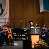 Inauguration of President Katherine Conway-Turner at SUNY Buffalo State.