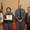 University Police awards ceremony at SUNY Buffalo State.