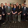 Hospitality and Tourism alumni board group photo.